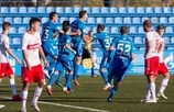 Photos from the Youth Championship game between Zenit and Spartak Moscow