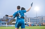 Photos from Zenit U17s v CSKA Moscow U17s