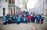 Our young players visit the Gazprom Academy