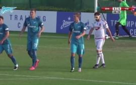 «Zenit» — «Videoton». Highlights