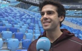 Interview with Kaka on Zenit-TV