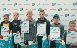 Zenit-TV: The Big Football Festival in Tyumen