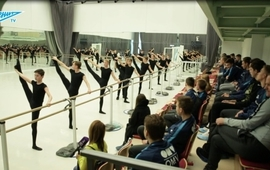 Zenit-TV: The U16s at the ballet!