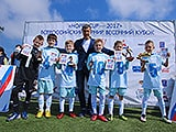 Hopes Cup: Zenit U10s defeat CSKA in the final