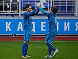 Six players from Zenit's U14 are called-up by Russia