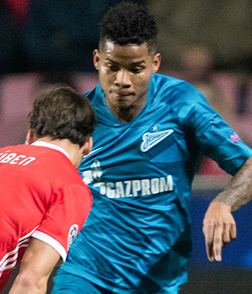 "Wilmar Barrios: ""Today was our most important match in the Champions League"""