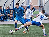 Three players from the Gazprom Academy are called-up by Russia U15s