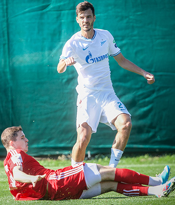 "Alexander Erokhin: ""Physically everyone is really ready"""