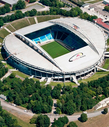 RB Leipzig v Zenit: Tickets for the away game on sale now