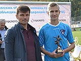 Two Zenit U15s win player of the season awards