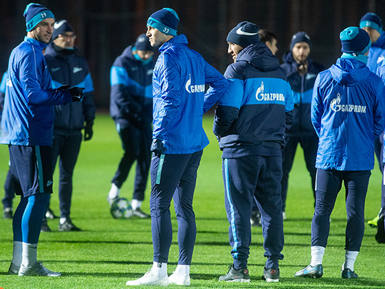 The team go on their Winter break and will resume training in Qatar on 13 January