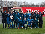 Watch Zenit U15s in the final of the St.Petersburg Cup