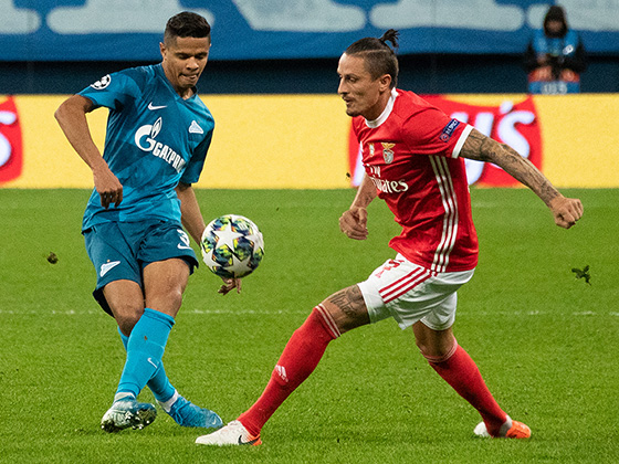 Benfica v Zenit: Tickets for the away game on sale now