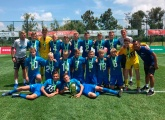 Zenit U14s win Chinese football tournament