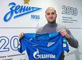 "Rakitskyi: ""I've heard a lot about the Zenit supporters and I want to feel their support"""