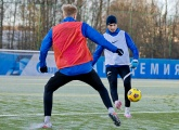 The Gazprom Academy teams resume training on 11 January