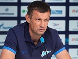"Sergei Semak: ""We understand just how tough a match this will be"""