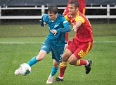 Zenit U19s draw at home with Arsenal Tula U19s