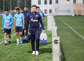 Zenit-TV: Open training before the game with Ufa
