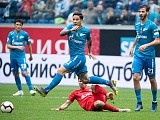 Highlights of Zenit v Yenisei from the RPL