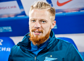 "Ivan Novoseltsev's Zenit fan interview: ""I don't mind scoring goals!"""