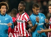 «Zenit» — PSV: match will be shown in 57 countries, NTV will show it in Russia