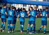Photos of Zenit U17s in action in the #YFLRussia