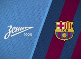 Zenit and the Gazprom Academy to host Barcelona