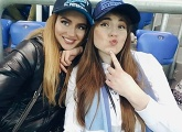 The girls of the Krestovsky: The best pics uploaded during #ZENRBL