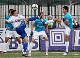 Dynamo-Y vs. Zenit-Y photo report