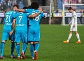 «Zenit» — CSKA: video highlights