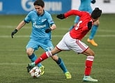 «Zenit»-y destroyed «Benfica»