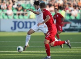 Photos from the match in Ufa