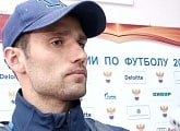 Zenit-TV: Roman Shirokov speaks about the Russian Cup semifinal (in Russian)