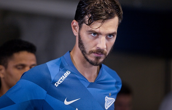 "Alexander Erokhin: ""I knew immediately that I wanted to stay at Zenit"""