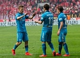 Shatov won 8 challenges in the match with «Spartak»