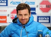 Andre Villas-Boas: «I'm proud of my players, they were fantastic today»
