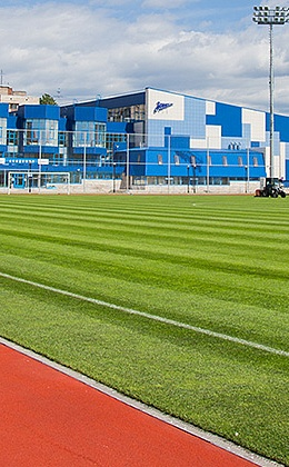 UEFA conference to be held at the Gazprom Academy this Friday