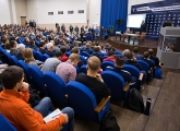 The Gazprom Academy is hosting a UEFA conference