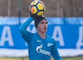 Three Zenit U16s called up by Russia