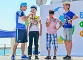 Photos from the Grand Football Festival in Sochi