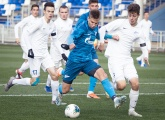 Photo report from Zenit U17s latest match
