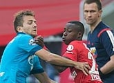 «Spartak» — «Zenit»: video highlights