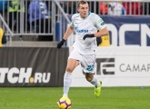 Artem Dzyuba hits his half century in the win over Krasnodar