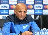 "Luciano Spalletti: ""It`s hard to accept congratulations after a match like this"""