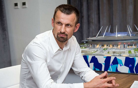 "Sergey Semak: ""My family and I are happy to return to the city, which has become our home town"""