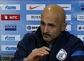Luciano Spalletti`s press conference after playing CSKA