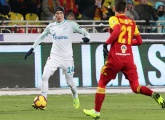 Photo report from Arsenal Tula v Zenit in the RPL