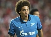 "Axel Witsel: ""We were able to show the strength of Zenit in our Champions League match"""