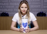 The Zenit cheerleaders open their special FanPacks